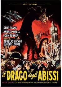 Drago Degli Abissi (Il) (SE) (Dvd+Poster) (Edizione In Lingua Originale)