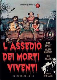 Assedio Dei Morti Viventi (L') (Restaurato In 4K) (Edizione In Lingua Originale)