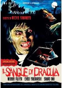 Dvd+Poster Sangue Di Dracula (Il) (Restaurato In Hd)