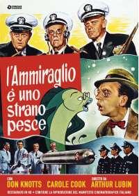 Dvd+Poster Ammiraglio E' Uno Strano Pesce (L') (Restaurato In Hd)