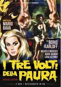 Tre Volti Della Paura (I) (Restaurato In Hd) (Special Edition) (2 Dvd)