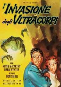 Invasione Degli Ultracorpi (L') - Special Edition Restaurato In Hd (Dvd+Poster 24X37 Cm)