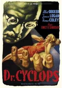 Dottor Cyclops (Il) (Restaurato In Hd)