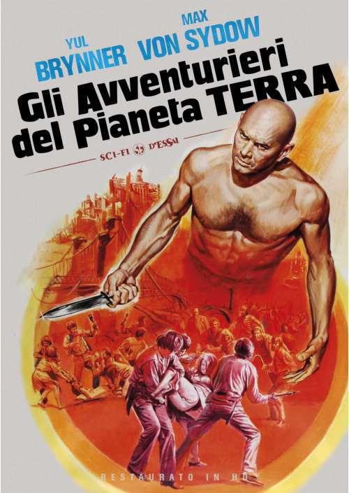 Avventurieri Del Pianeta Terra (Gli) (Restaurato In Hd)
