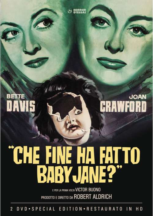 Che Fine Ha Fatto Baby Jane? (Restaurato In Hd) - Special Edition (2 Dvd)
