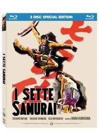 Sette Samurai (I) (Special Edition) (3 Blu-Ray)