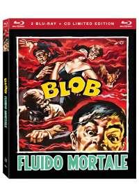 Blob Fluido Mortale (2 Blu-Ray+Cd) (Edizione Limitata Numerata 1000 Copie)