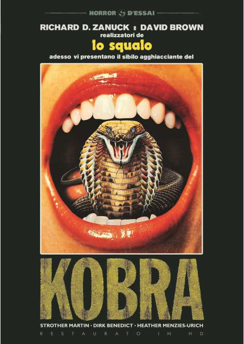 Kobra (Restaurato In Hd)