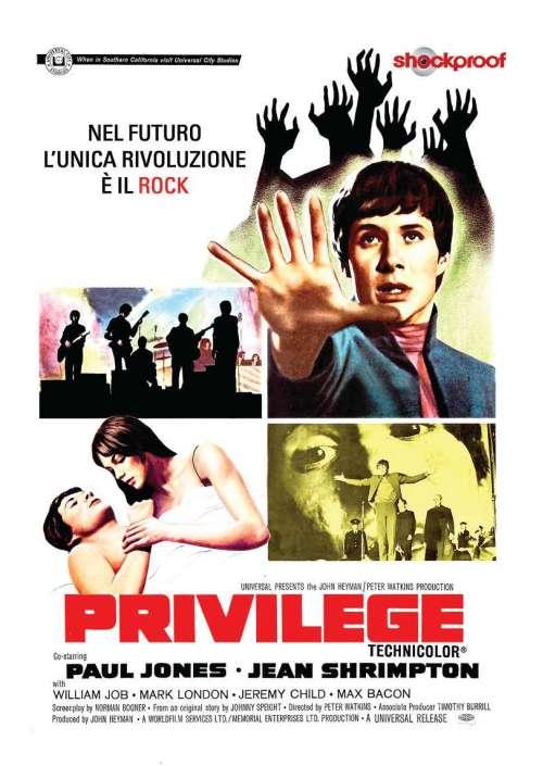 Shockproof Privilege