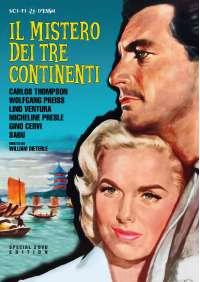 Mistero Dei Tre Continenti (Il) (Special Edition) (2 Dvd)