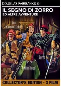Segno Di Zorro (Il) / Tre Moschettieri (I) / Robin Hood