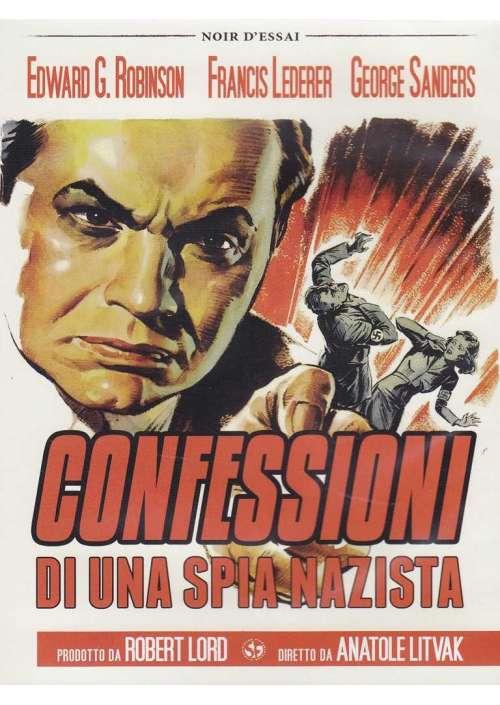 Confessioni Di Una Spia Nazista
