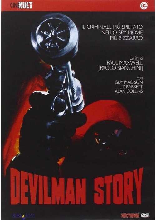 Devilman Story