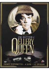 Ellery Queen - Stagione 01 #01 (4 Dvd)