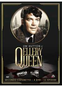 Ellery Queen - Stagione 01 #02 (4 Dvd)