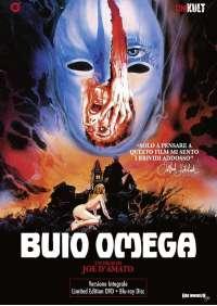 Dvd+Blu-Ray Buio Omega (Ltd)