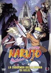 Naruto - Il Film - La Leggenda Della Pietra Di Gelel