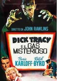 Dick Tracy E Il Gas Misterioso
