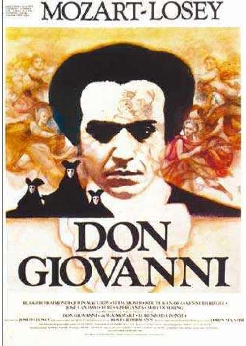 Don Giovanni Di Losey