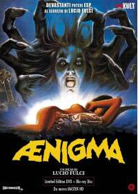 Dvd+Blu-Ray Aenigma (SE)