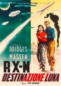RX-M Destinazione Luna