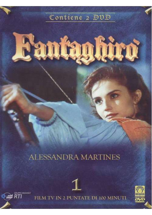 Fantaghiro' (2 Dvd)