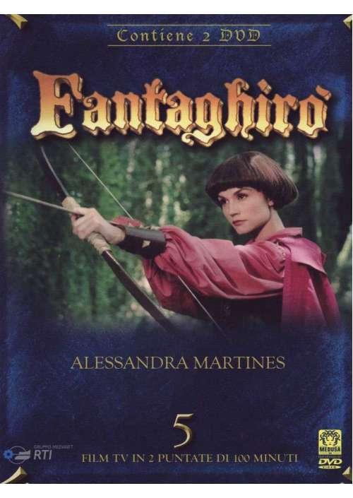 Fantaghiro' 5 (2 Dvd)