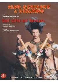 Tel Chi El Telun (2 Dvd)
