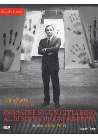 Indagine Su Un Cittadino Al Di Sopra Di Ogni Sospetto (2 Dvd+Libro)