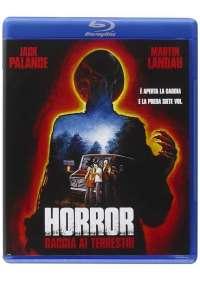 Blu-Ray Horror - Caccia Ai Terrestri