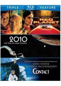 Red Planet & 2010 & Contact [ Edizione: Stati Uniti]