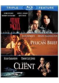 Time To Kill / Pelican Brief / The Client [ Edizione: Stati Uniti]