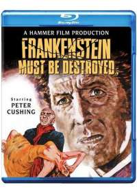 Frankenstein Must Be Destroyed [ Edizione: Stati Uniti]