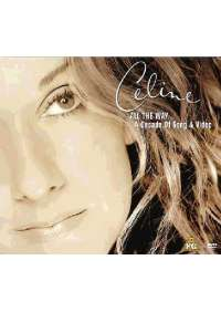 Digipack Celine Dion - All The Way...A Decade Of Songs And Videos