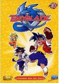 Beyblade #03 - l'Abbandono Della Tigre Bianca