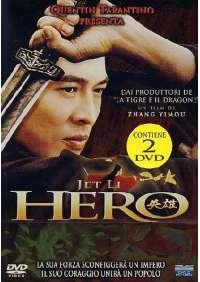 Hero (Tin Box) (2 Dvd)