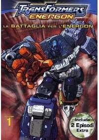 Transformers Energon #01 - La Battaglia Per L'Energon