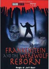 Frankenstein And The Werewolf Reborn