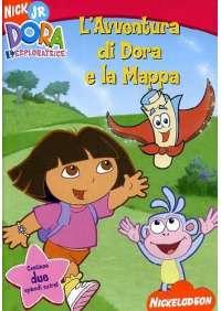 Dora L'Esploratrice - l'Avventura Di Dora E La Mappa