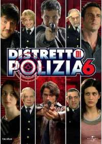 Distretto Di Polizia - Stagione 06 (6 Dvd)