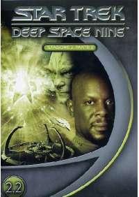 Star Trek Deep Space Nine Stagione 02 #02 (4 Dvd)