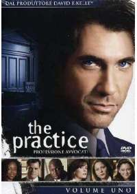 Practice (The) - Stagione 01 (4 Dvd)