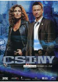 C.S.I. New York - Stagione 02 #01 (Eps 01-12) (3 Dvd)