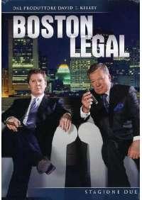 Boston Legal - Stagione 02 (7 Dvd)