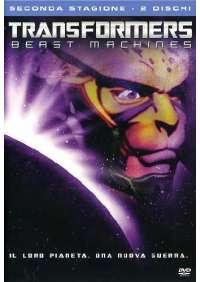 Transformers - Beast Machines - Stagione 02 (2 Dvd)