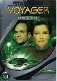 Star Trek Voyager - Stagione 02 #01 (3 Dvd)