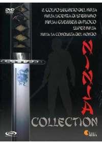 Ninja Collection (5 Dvd)