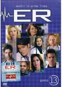 E.R. - Medici In Prima Linea - Stagione 13 (3 Dvd)