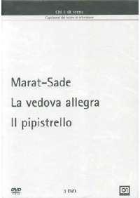 Marat-Sade / La Vedova Allegra / Il Pipistrello (3 Dvd)