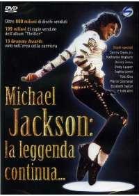 Michael Jackson - La Leggenda Continua